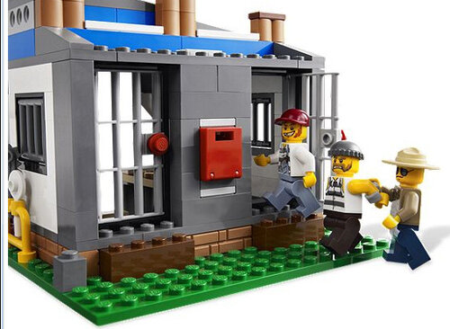 Lego Forest Police Station #3