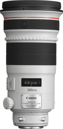 Canon EF 300mm f/2.8L IS II USM - 1