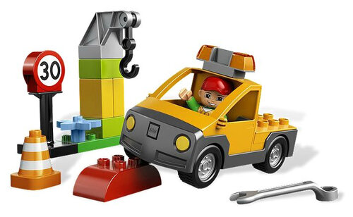 Lego TOW TRUCK #2