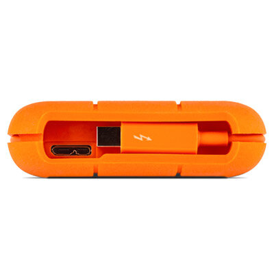 LaCie Rugged Thunderbolt - 4
