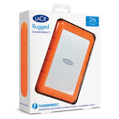 LaCie Rugged Thunderbolt - 1