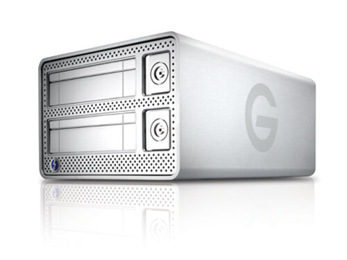 G-Technology G-Dock 2TB - 2