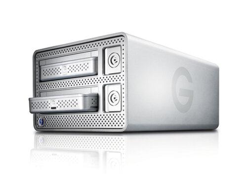 G-Technology G-Dock 2TB - 3