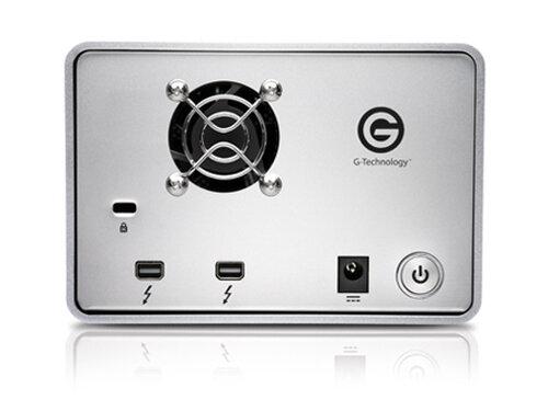 G-Technology G-Dock 2TB - 4