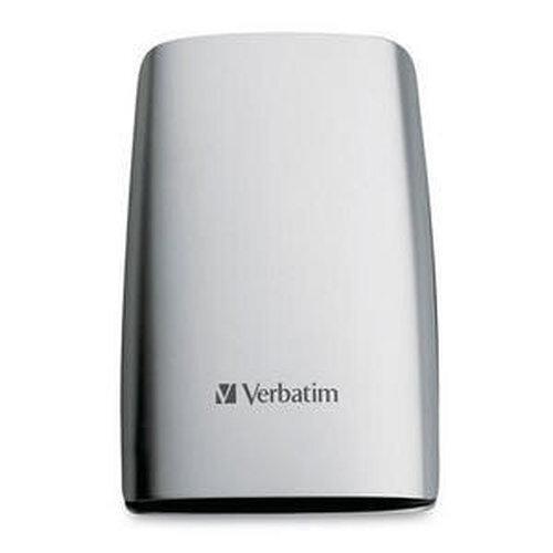 Verbatim Portable Hard Drive USB 2.0 - 4
