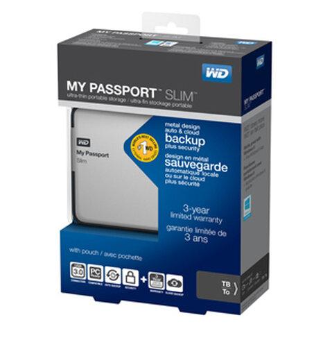 Western Digital My Passport Slim - 6