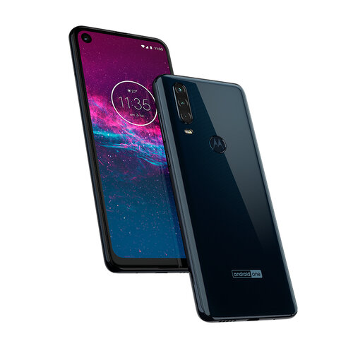 Motorola one Action #2