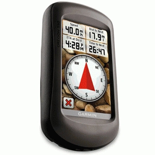Garmin Oregon 550 #2