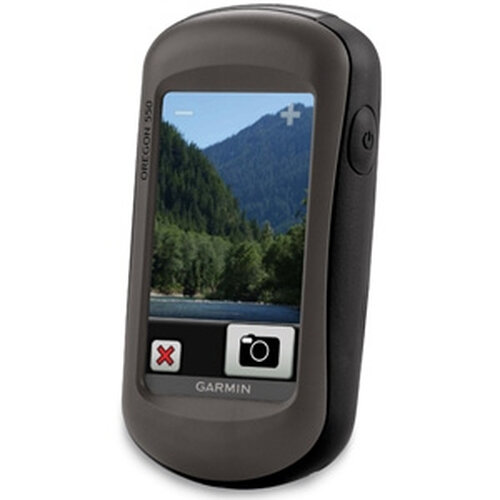 Garmin Oregon 550 #3