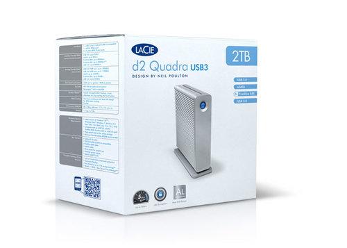 LaCie d2 Quadra USB 3.0 - 4