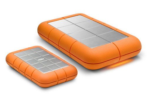 LaCie Rugged XL - 7