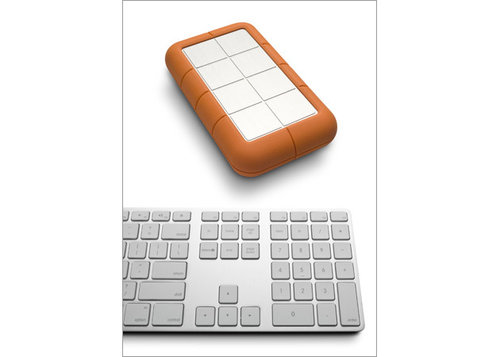 LaCie Rugged XL - 8