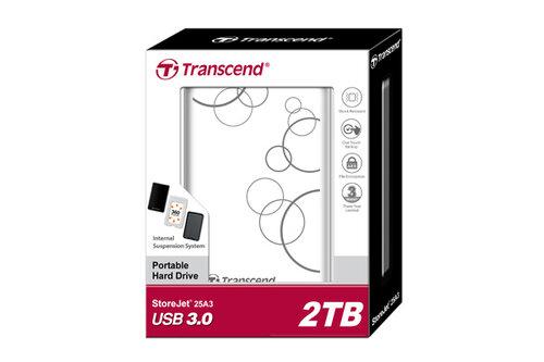 Transcend StoreJet 25A3 - 2