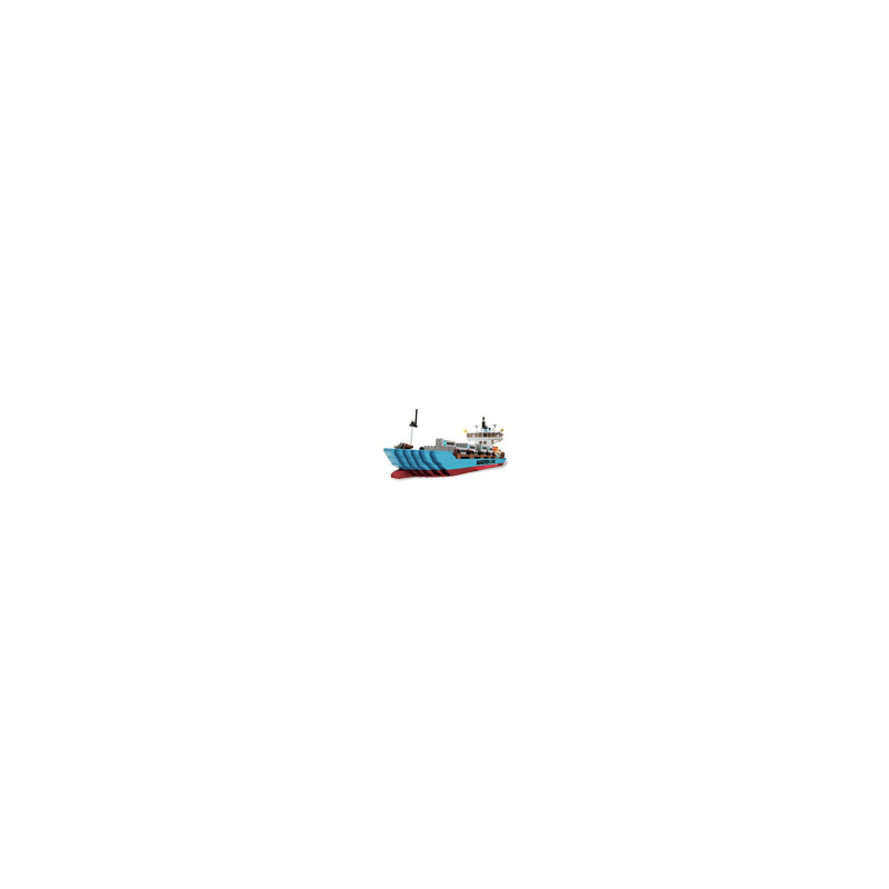 Lego Maersk Line Container Ship #1