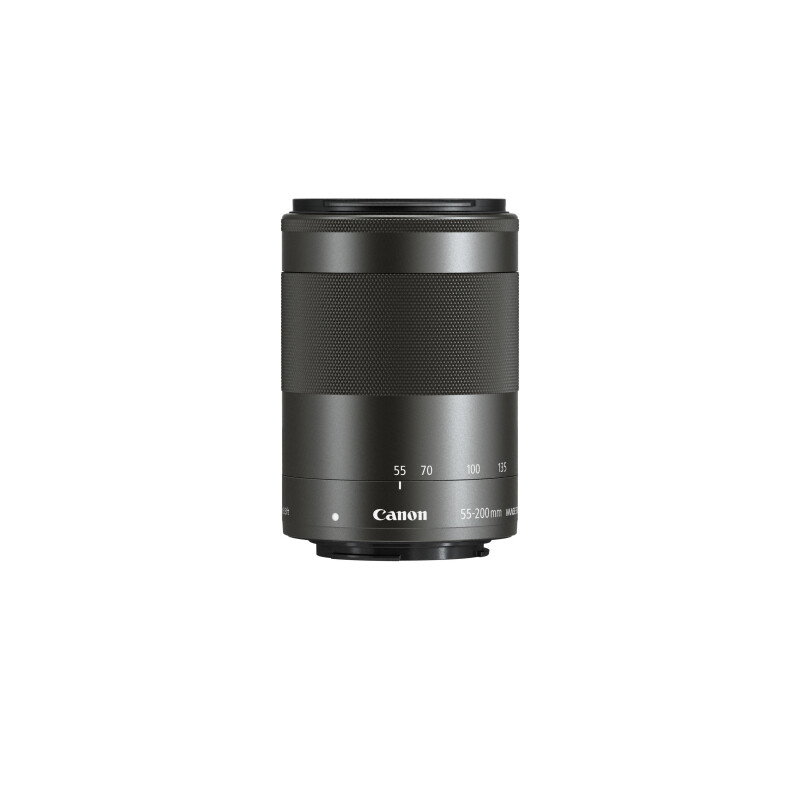 Canon EF-M 55-200mm f/4.5-6.3 IS STM - 4