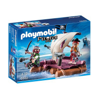 Playmobil Pirates Pirate Raft 6682