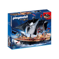 Playmobil Pirates Pirate Raiders' Ship 6678